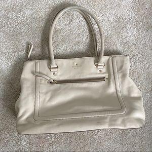 Authentic Kate Spade off white purse! RTP $300.♠️